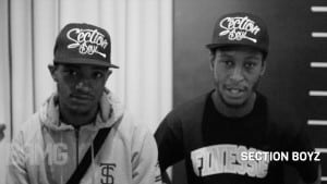 Section Boyz,, Youngs Teflon, Corleone & More | The Coming Together Of Concrete Jungle | BRMG