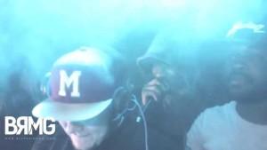Skepta – 'Nasty' & 'LOTM' Bars @ DJ Target x Danny Weed's #PitchedUp [@Skepta] | BRMG