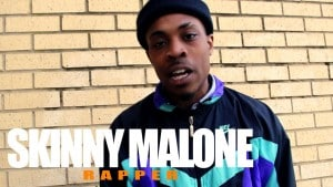Skinny Malone – Fire In The Streets