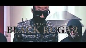 Stickz   Black Rugar [Prod. by @OmzzBeatz] (Music Video) @StizzyStickz   @HBVTV