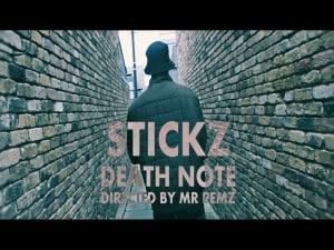 Stickz | Death Note (Music Video) @StizzyStickz | @HBVTV
