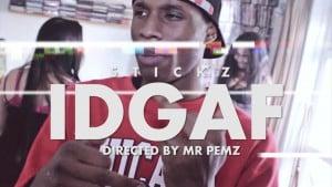 Stickz   IDGAF (Music Video) @StizzyStickz   @HBVTV
