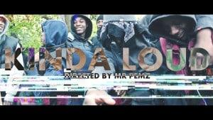 Stickz | Kinda Loud (Music Video) @StizzyStickz | @HBVTV