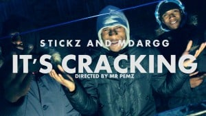 Stickz & MDargg | Its Cracking (Music Video) [@StizzyStickz @Mdargg] | @HBVTV