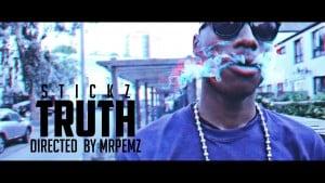 Stickz | TRUTH (Music Video) @StizzyStickz | @HBVTV
