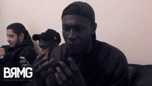 Stormzy Talks 'Know Me From', Giggs, Lethal Bizzle, Support From The Scene + More [@Stormzy1]   BRMG