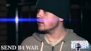 SYKX – SEND B4 WAR