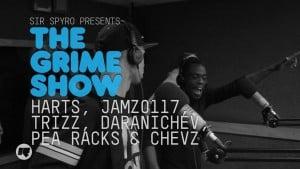 The Grime Show: Pea Racks, Trizz, Daranichev & More