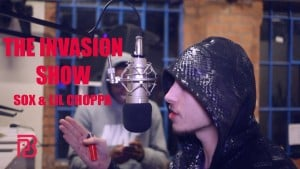 #TheInvasionShow  – Lil Choppa & Sox | PlayBack Visuals
