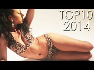 Top 10 Sexiest Models of The Jump Off 2014