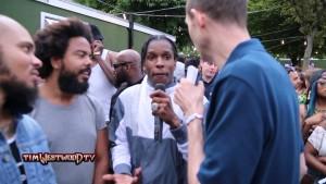Westwood – ASAP Rocky on London, new album, culture clash