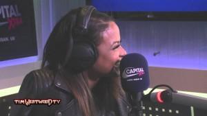 Westwood – Christina Milian on The Dream, Lil Wayne, Turned Up