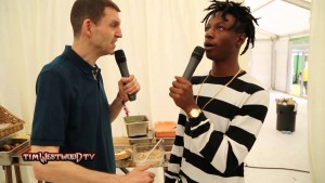 Westwood – Joey Badass on tours, Obama's daughter, fears