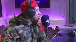 Westwood – Tyga freestyle Capital Xtra
