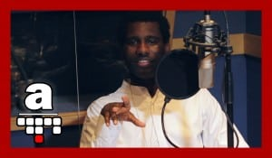 Wretch 32 Talks #6words, Things He Treasures & Gliding vs Singing   #AfterSessions