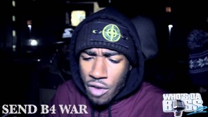 YOUNG AKS – SEND B4 WAR (SEND FOR DON DYNO)