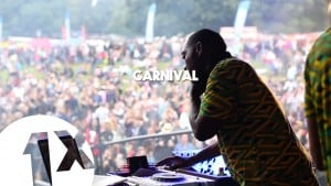 1Xtra On The Ground at Leeds West Indian Carnival, 2015