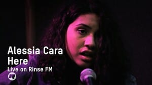 Alessia Cara – Here — Rinse Sessions