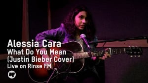 Alessia Cara – What Do You Mean? (Justin Bieber Cover) — Rinse Sessions