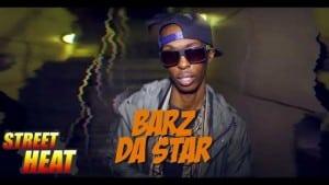 Barz Da Star – #StreetHeat Freestyle (@BarzDaStarM1st) | Link Up TV