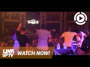 Giggs Shuts down RedBull Future Underground LIVE @OfficialGiggs | Link Up TV