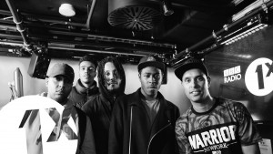 #GimmeGrime | Sh?m, AJ Tracey, Rocks & JaeMann freestyle