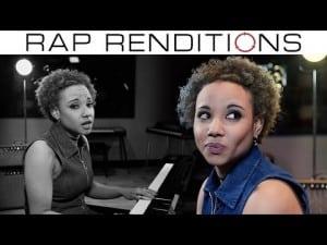 Kendrick Lamar 'Alright' by Natalie Duncan (Rap Renditions 003)