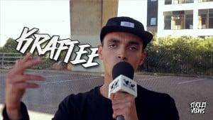 Kraftee – Street Views [Part 2]: Blast The Beat TV