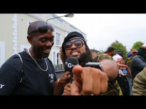 Kranium, Protoje & Machel Montano speak to Seani B at Notting Hill Carnival 2015