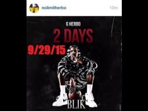 "Lil Herb Announces ""Balling Like I'm Kobe"" Is Dropping Tomorrow!"