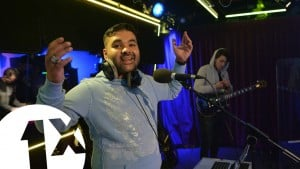 Naughty Boy covers Whitney Houston's It's Not Right But It's Okay in the Live Lounge