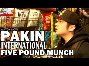 Pakin – The Five Pound Munch [International Edition] @PakinOrSMA