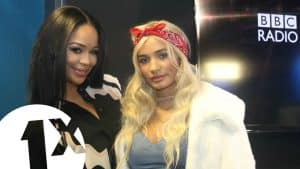 Pia Mia talks relationships and dating with Sarah-Jane Crawford