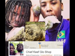 Police Find 2 Men Dead at Chief Keef's GLO GANG Weed Shop in California.