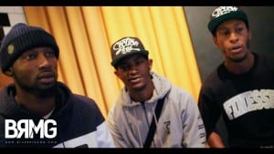 Section Boyz Talk Don't Panic, Being Worldwide, Drake Co-Sign & More [@SectionBoyz_] | BRMG