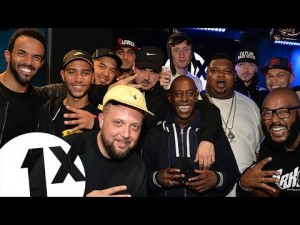#SixtyMinutesLive – Kurupt FM Takeover feat. Craig David and more