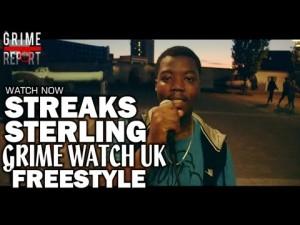 Steaks Sterling – Grime Watch UK Freestyle [@StreaksSterling]