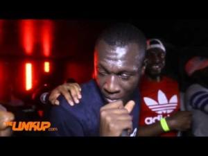 Stormzy & Section Boyz Shut Down #WickedSkengParty   @Stormzy1   Link Up TV