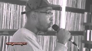 Westwood – Oddisee Crib Session freestyle