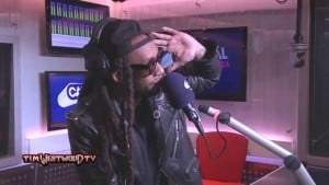 Westwood – Ty Dolla Sign on paranoid, fake bootys, baddest chicks