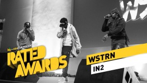 WSTRN – In2 Live | #RatedAwards 2015