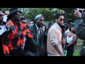 WSTRN – In2 [REMIX] (feat. Wretch 32, Chip & Geko) BTS   Video by @1OSMVision