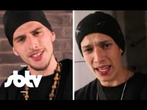 Aaron Unknown & Xavier Unknown   [Back To Back]: SBTV