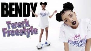Bendy's Segway Twerk Freestyle