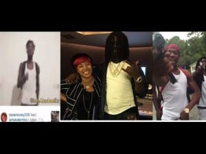 Clayton County Savages who Banned Chief Keef from their City Drops Diss Song Warn Him To Stay Away.