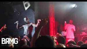 Fekky Crowd Surfs To End His Soldout XOYO Show [@FekkyOfficial]