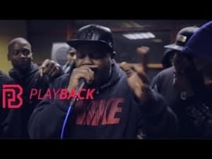 Hitman B-day Set (ft.Villain, Kruz Leone, Trappy, Natty, Savz, Tazzle, Rampage, Dreama)| Playback HD