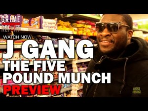 J Gang – The Five Pound Munch (Preview) [@JGangMusic]
