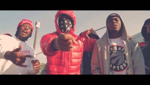 Jay Blizz Ft. Benfrank & A1 Perico – Boomin (Toronto) [Music Video]