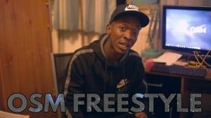 Jessy Say'na – Freestyle (Prod. by Bro'La) | Video by @1OSMVision [ @JessyDaGhost ]